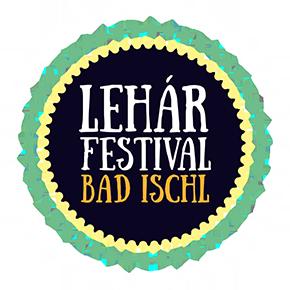Lehár Festival Bad Ischl - Logo