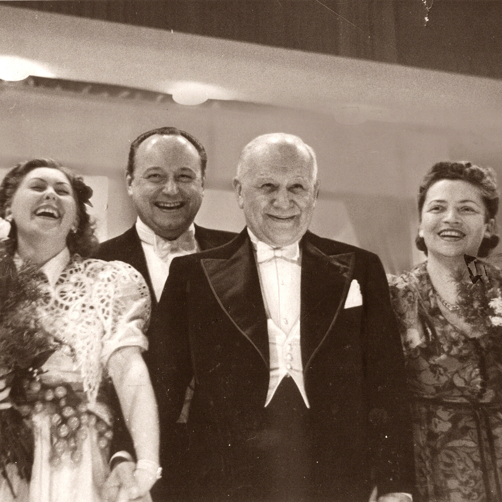 Franz Lehár im Kurhaus