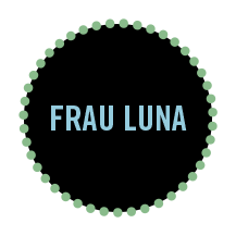 Frau Luna (Button)