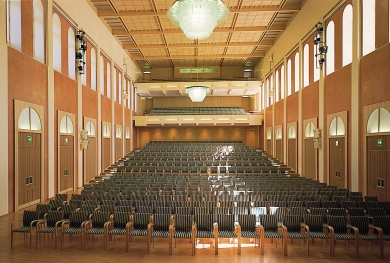 Bad Ischl Kongresshaus Theatersaal