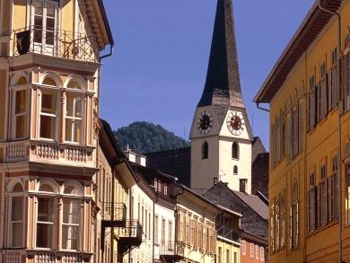 Bad Ischl, Pfarrgasse