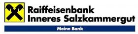 Sponsor Raiffeisenbank Inneres Salzkammergut