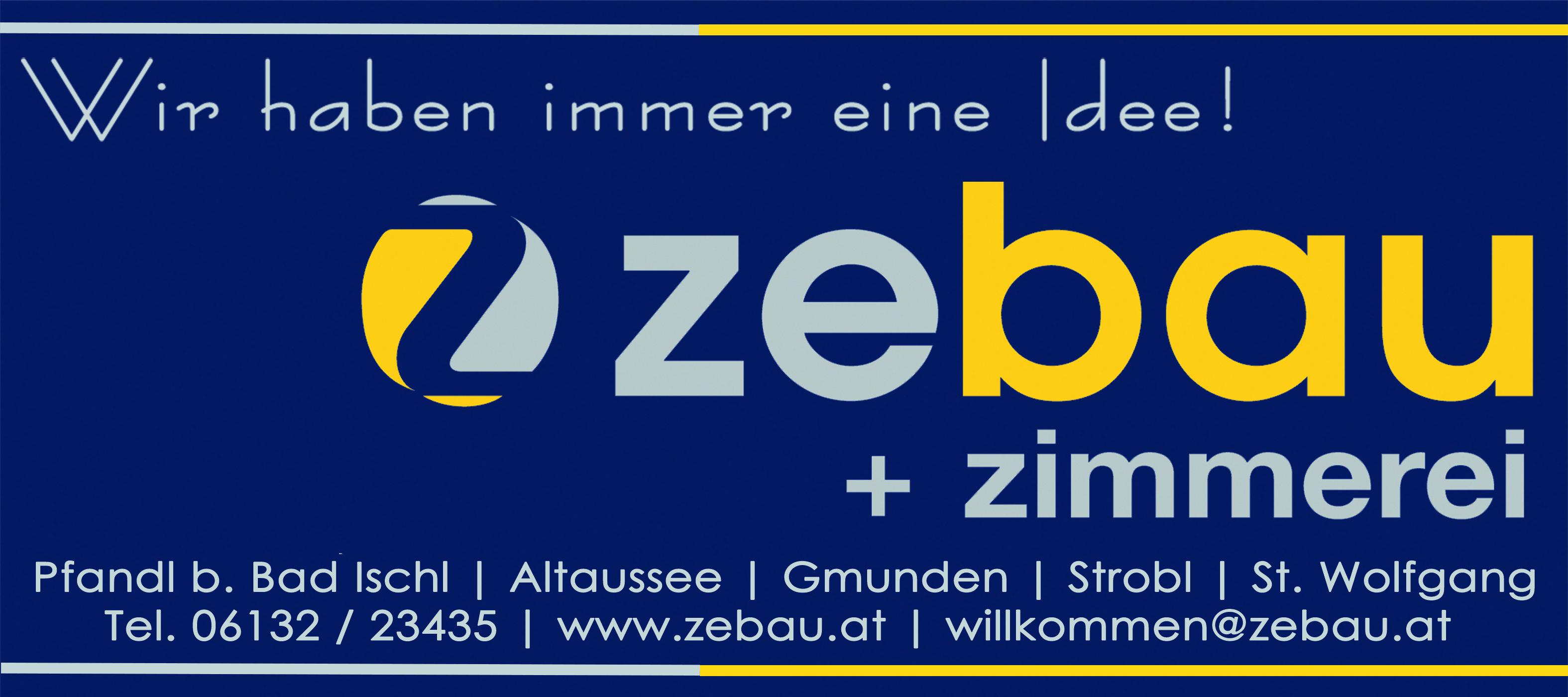 Sponsor - Zebau