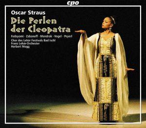 """CD """"Die Perlen der Cleopatra"""""""