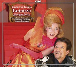 "CD ""Fatinitza"""