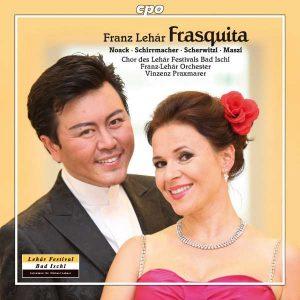 """CD """"Frasquita"""""""