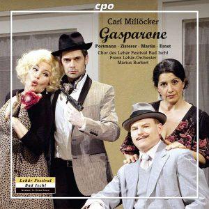 "CD ""Gasparone"""
