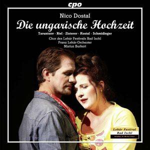 """CD """"Die ungarische Hochzeit"""""""
