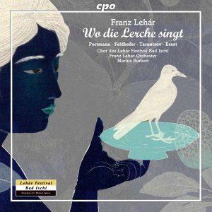 """CD """"Wo die Lerche singt"""""""