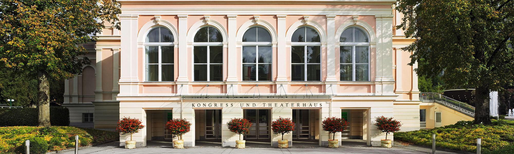 Kongress- und Theaterhaus Bad Ischl