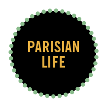 Parisian Life (Button)