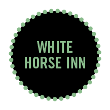 White Horse Inn (Button)