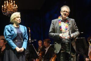 """Verleihung """"Frosch des Jahres 2018"""" (c) Jan Pieter Fuhr"""