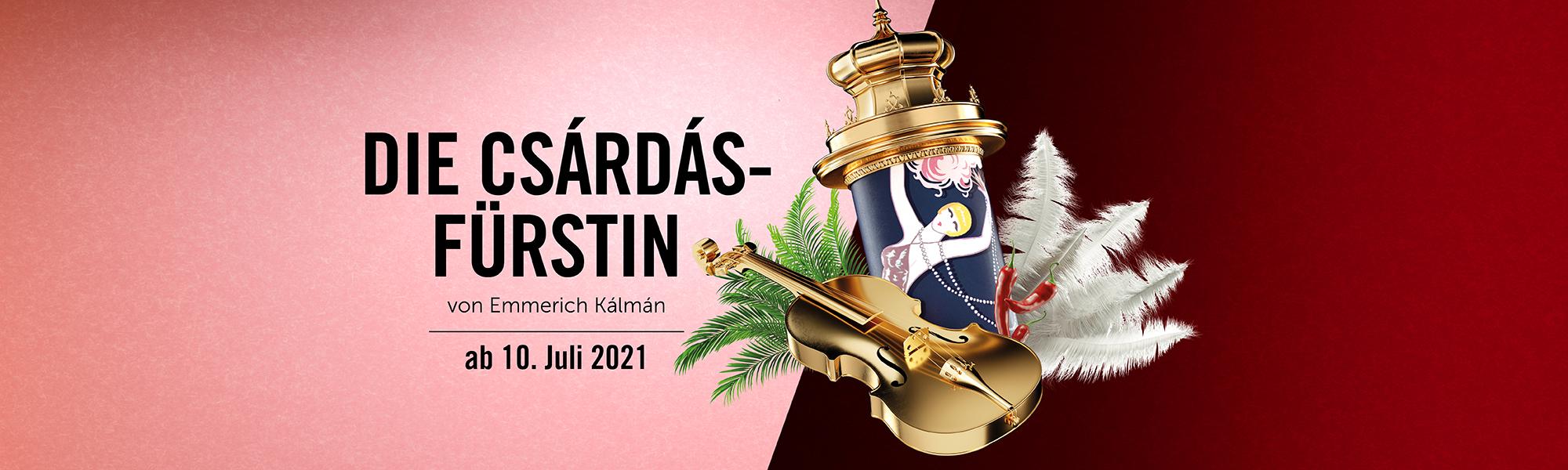 Die Csárdásfürstin 2021 (Slider)