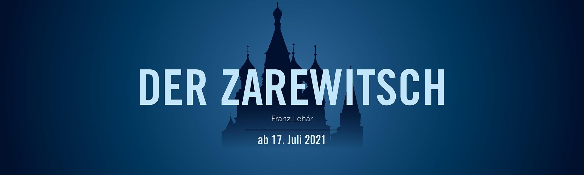 Der Zarewitsch 2021 (Slider)