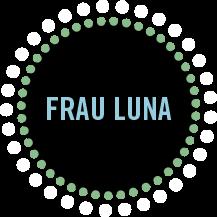 Frau Luna (Button)